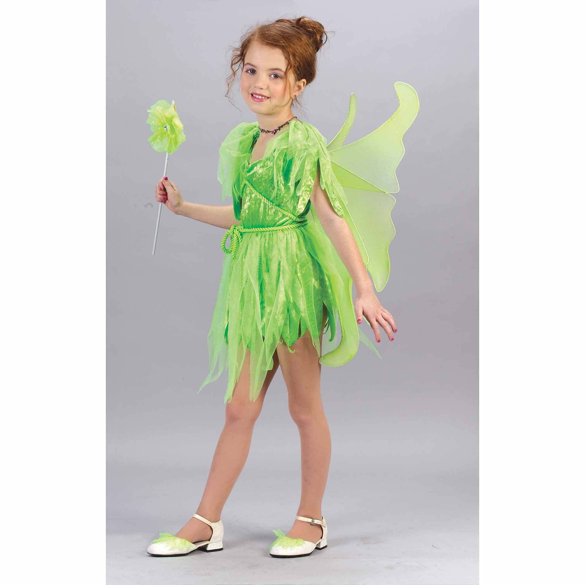 Neverland Fairy Child Halloween Costume