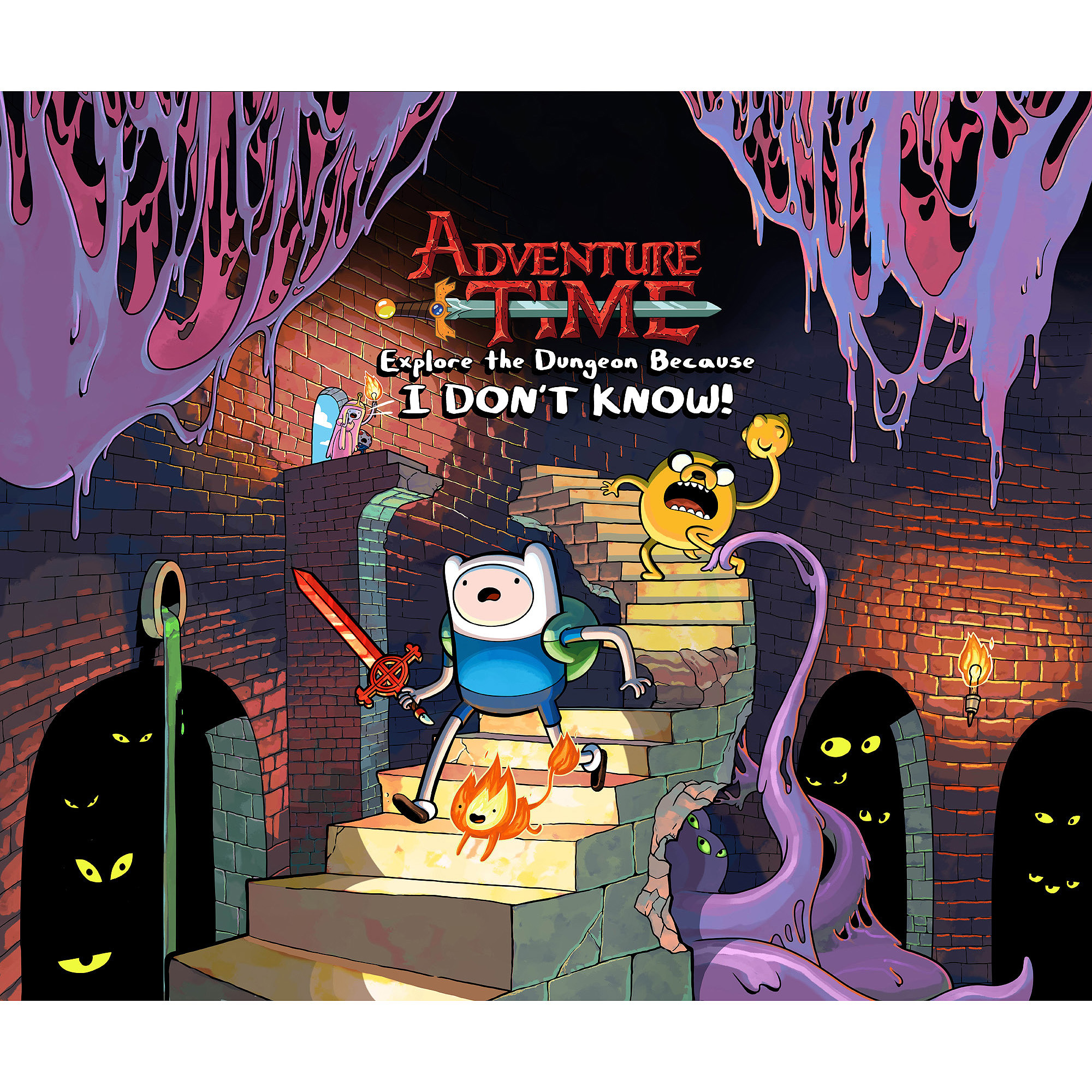Adventure Time: Explore the Dungeon Because I Don't Know (Digital Code)