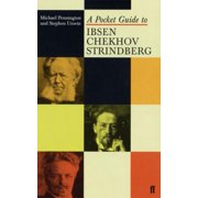A Pocket Guide to Ibsen, Chekhov and Strindberg (Paperback)