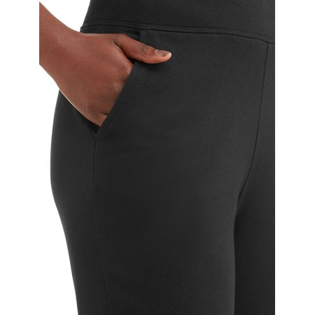 Time and Tru Women's Knit Pull-On Pants