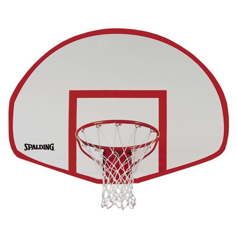 Fiberglass Fan Spalding Basketball Backboard - 54 x 39 ...