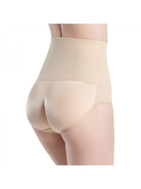 289a2fac427 Product Image Topumt Women Elasticity Postpartum Abdomen Pants Tummy  Contoral Padded Hip Enhancer Shaping Underwear Body Shaper Underpants