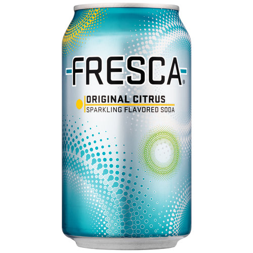 Coca-Cola Fresca Original Citrus Sparkling Soda, 12 Fl. Oz., 6 Count