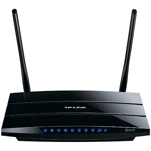 TP-LINK TL-WDR3600 N600 Wireless Dual-Band Gigabit Router
