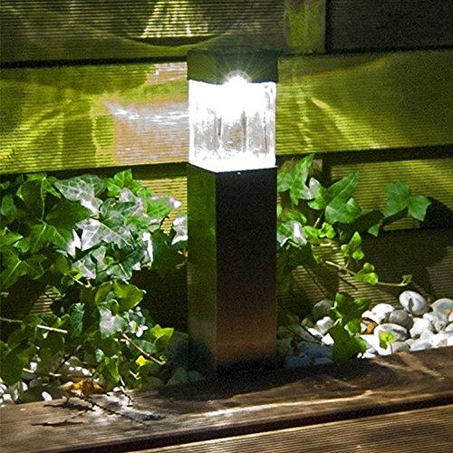 superb outdoor patio lighting 2. Sogrand Solar Lights, Super Bright 10 Lumen Stainless Steel Outdoor Bollard, Lights Pathway Landscape Superb Patio Lighting 2 T