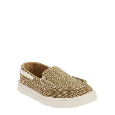 Wonder Nation Toddler Boys' Canvas Surf - Awesome Shoes For Boys