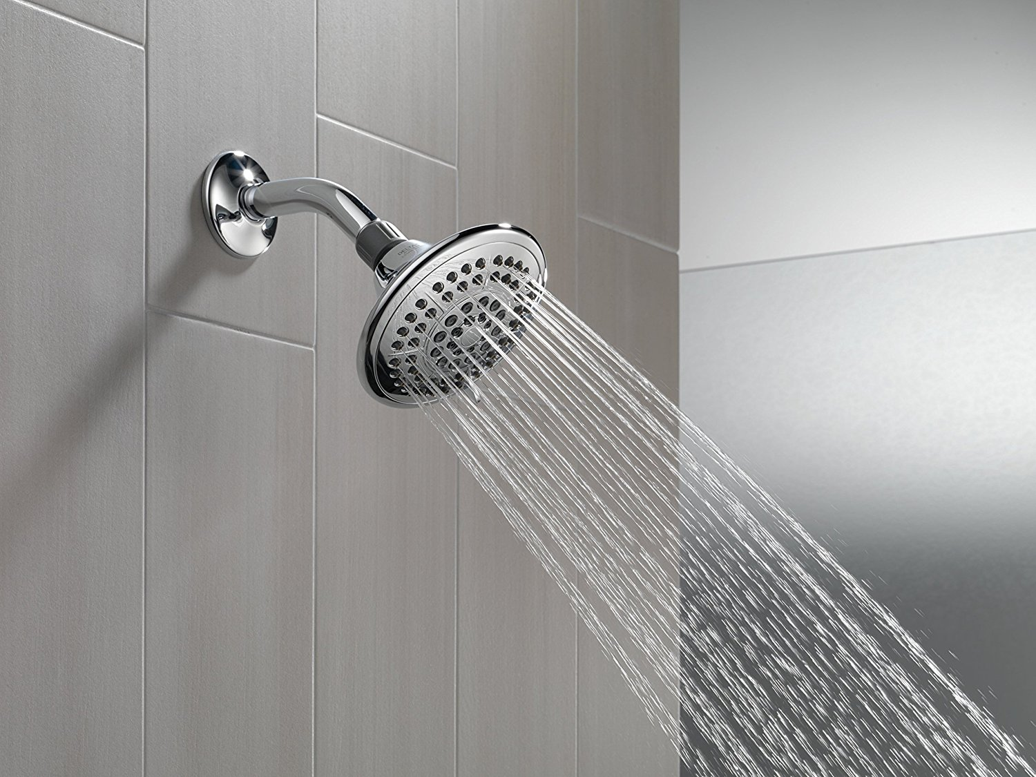 Delta 75554 with 5 Setting Showerhead, Chrome, Chrome finish By ...