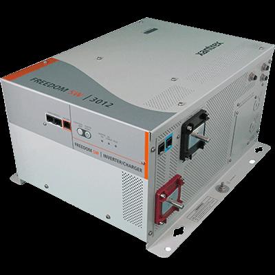 3000w Xantrex Inverter (Xantrex 815-3012 Inv/Chgr, Free-SW 3000W 12V 150A Tr-Sine)