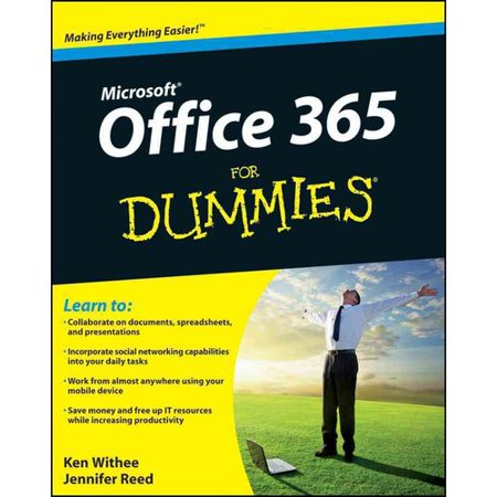 Microsoft Office 365 for Dummies Deal