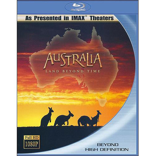 Australia: Land Beyond Time (IMAX) [Blu-ray] by