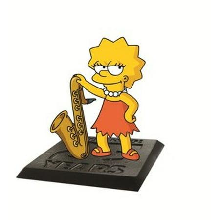 Action Figure - Simpsons - Lisa 2.75