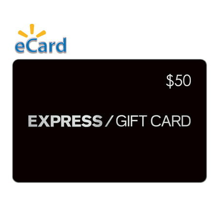 Express $50 Gift Card (Email Delivery) (Best Way To Use American Express Points)