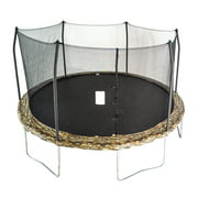 Best Trampolines - Skywalker Trampolines 15-Foot Trampoline, with Enclosure, Camouflage Review