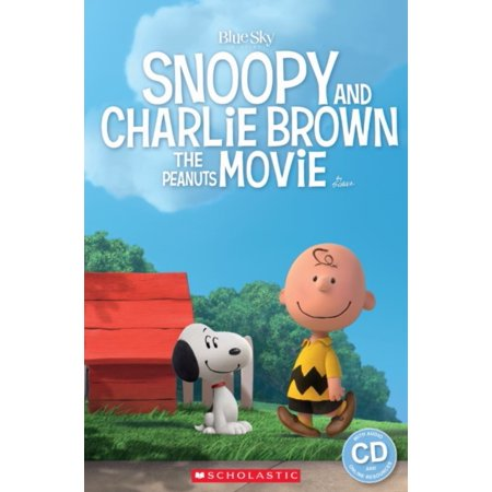 Peanuts The Movie Book And Cd