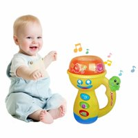 Clearance! Music Appease Flashlight - Children's Toy Projection Story Nursery Rhymes