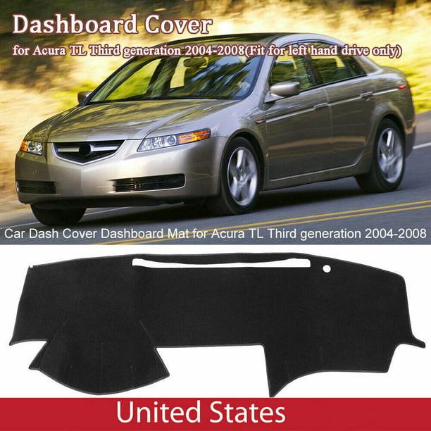 Car Dashboard Mat Sun Shade Non-slip Pad For Acura TL