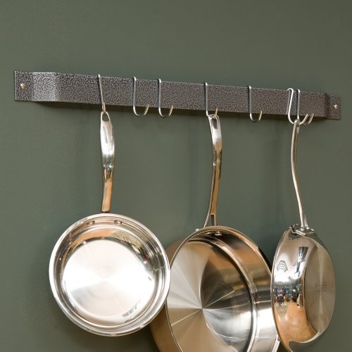 The Gourmet Bar Pot Rack