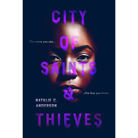 City of Saints & Thieves - eBook - City Of Anderson Sc