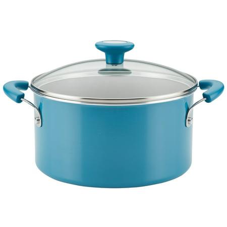 Rachael Ray Get Cooking! 6-Quart Aluminum Nonstick (6 Quart Pasta)