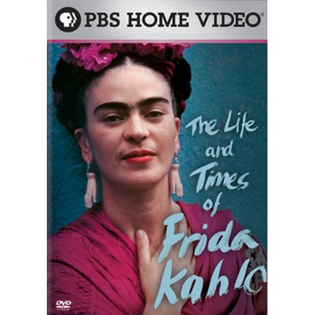 The Life & Times of Frida Kahlo (DVD) (Painting Of Frida Kahlo And Diego Rivera)