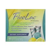 FiveLac Probiotic Lemon Flavor Dietary Supplement (3.18 oz) Support Healthy Digestion