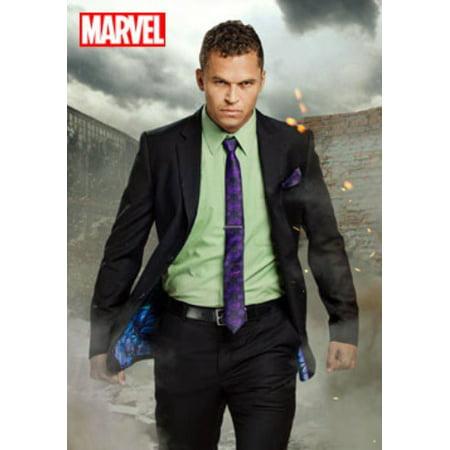 Incredible Hulk Suit Jacket (Secret Identity)