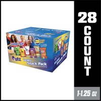 Utz Variety Snack Sharing Pack 28 Count Box