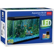 Aqua Culture 20 Gallon Aquarium Starter Kit with LED