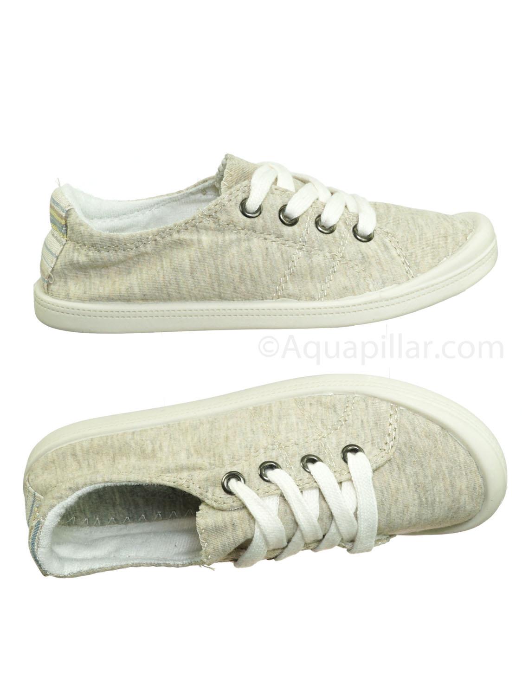 Comfort01K by Forever Link, Kids Vintage Flexible Rubber Sneaker - Children Canvas Comfort Shoes
