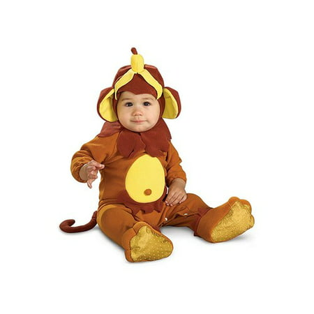 Monkey Costume, Infant (Infant Monkey Halloween Costumes)