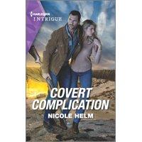 A Badlands Cops Novel: Covert Complication (Paperback)