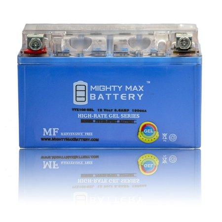 12v 8 6ah 190cca Gel Battery For Honda Cbr600rr 2003 2004 2005 2006