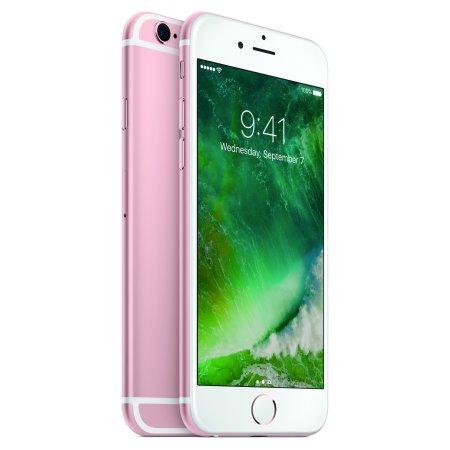 Net10 Apple iPhone 6s 32GB Prepaid Smartphone, Rose Gold