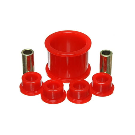 Energy Suspension 08-14 Subaru Impreza WRX Red Rack and Pinion Bushing Set