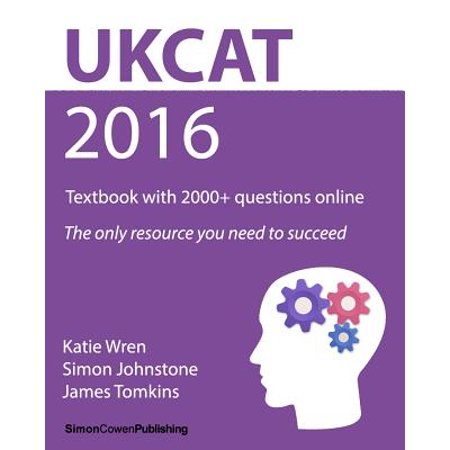 Ukcat 2016   Textbook With 2000  Questions Online  The Only Resource You Need To Succeed