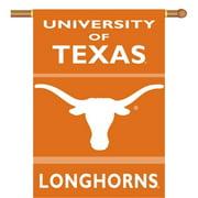 Bsi Products 96034 2-Sided 28'' X 40'' Banner W/ Pole Sleeve - Texas Longhorns
