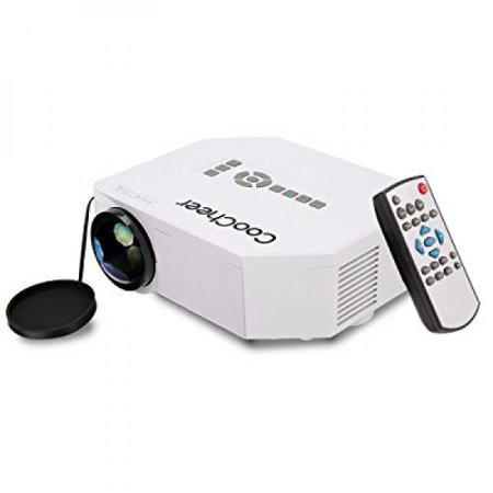 Version Lcd (B1 LED LCD (QVGA) Mini Video Projector - International Version (No Warranty) - DIY Series - White (FP3224B1W-IV2) )