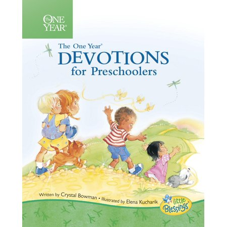 The One Year Devotions for Preschoolers - Popular Halloween Books For Preschoolers
