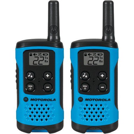 Motorola T100 Talkabout Radio, 2-Pack ()