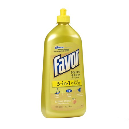 Favor 3 In 1 Floor Cleaner 27 Ounces Best Floor Cleaners