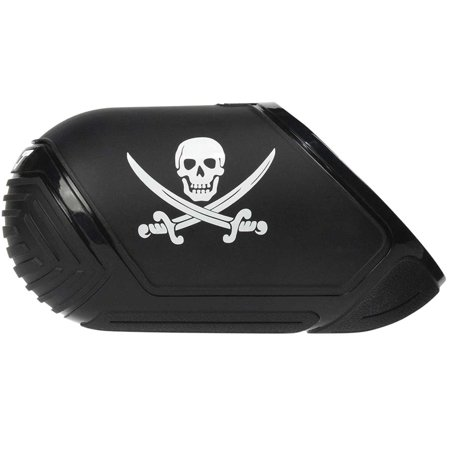 Exalt Paintball Tank Cover - Medium 68-72ci - Jolly Roger
