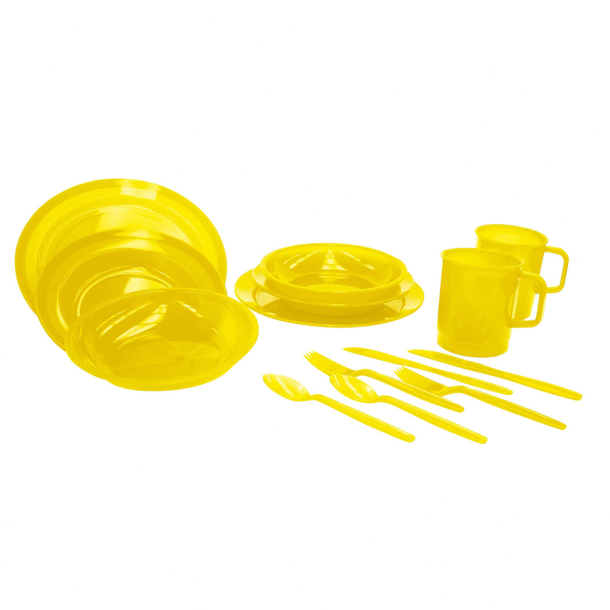 Stansport Cook Set 2 Party, Yellow by Generic