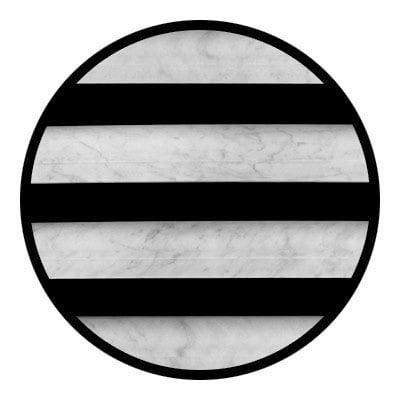 carrara marble italian white bianco carrera ogee 1 chairrail molding honed