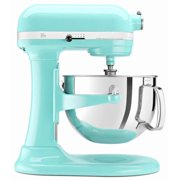 KitchenAid Professional 600 Stand Mixer 6 quart, Ice (Certified Refurbished)