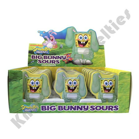 Spongebob Squarepants Big Bunny Candy Tin](Spongebob Candy)