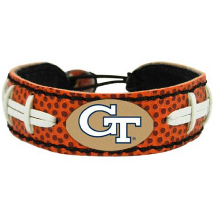 NCAA Georgia Tech Yellow Jackets Classic Football Bracelets - Ncaa Classic Bracelets