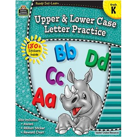 Lower Case Cursive (Ready-Set-Learn: Upper and Lower Case Grd)