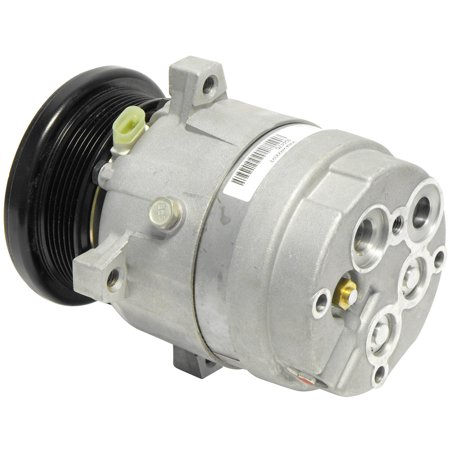 New A/C Compressor and Clutch 1010462 - 1135279 S10 Cutlass Ciera Lumina