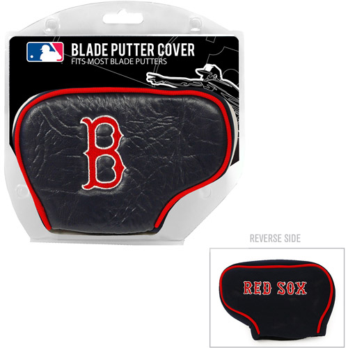 Team Golf MLB Boston Red Sox Golf Blade Putter Cover
