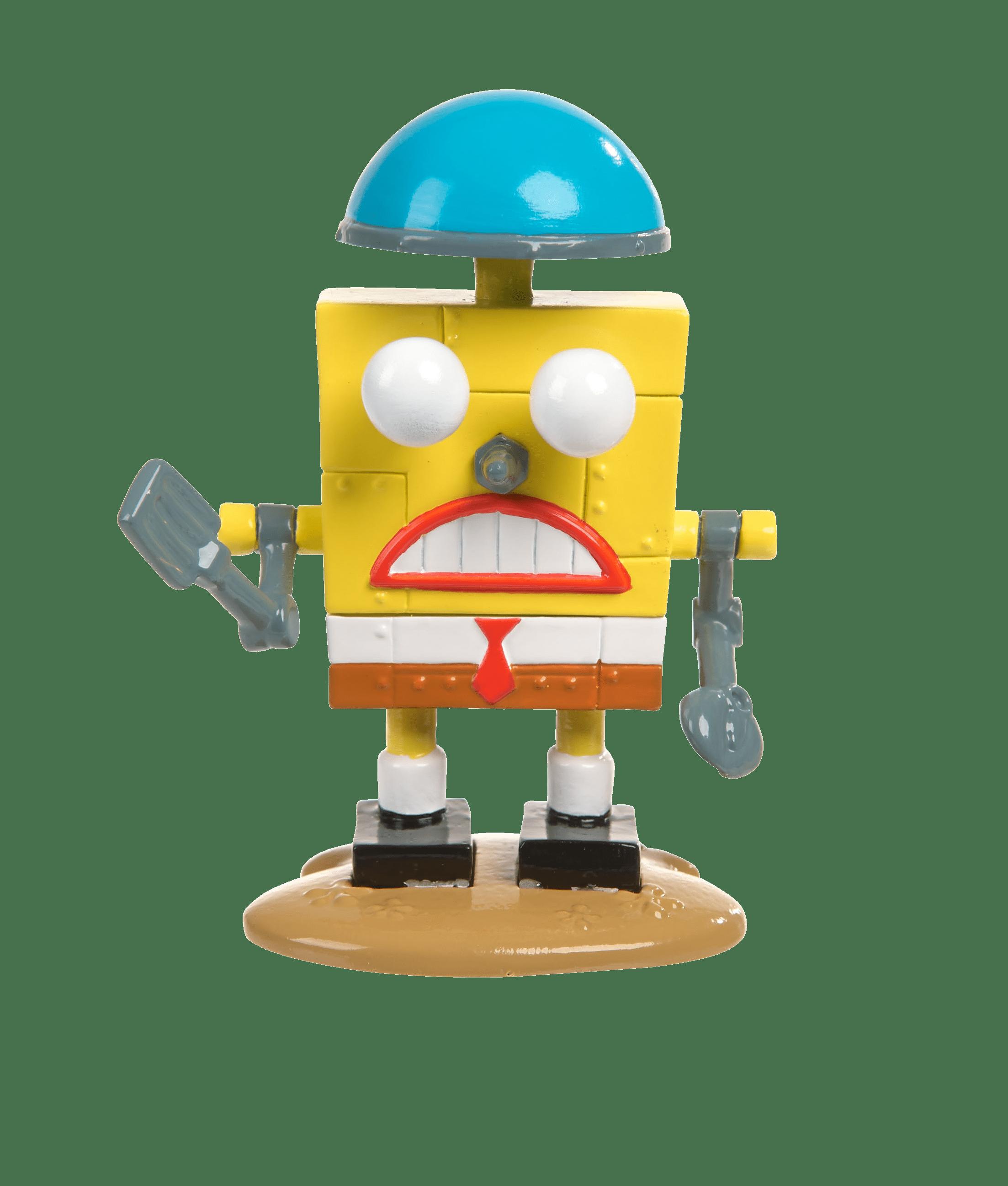 Nickelodeon SpongeBob SquarePants Deluxe Figure Set - Walmart.com